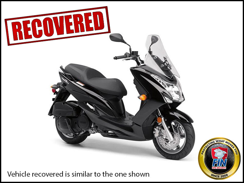 PROTECT THEFT RECOVER MOTORCYCLE SCOOTER MOPED SECURITY SINGLE GPS TRACKER UNIT